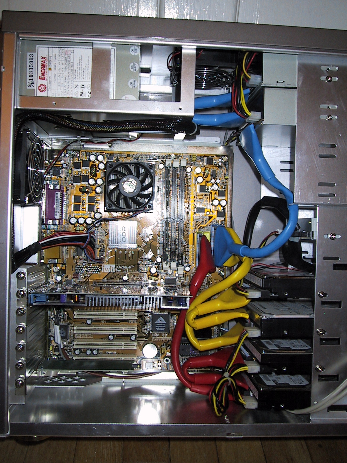 Computer Case Wiring Diagram Electrical Diagrams Pc Schematic Internal Of Diy Enthusiasts U2022